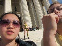 """Lady Gaga"" at the Supreme Court"