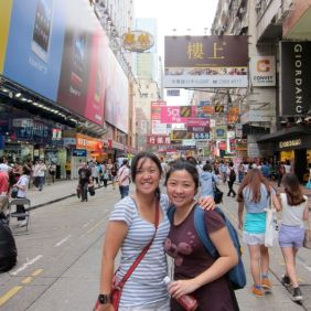 Hong Kong SAR (May 2012): Wandering around Hong Kong with Jared and my sis!