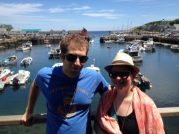 Rockport, MA (July 2012): It ain't a New England summer until you take a road trip to a cute seaside town.