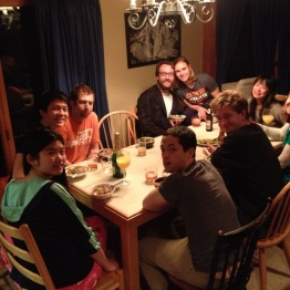 Sugarloaf, ME (February 2013): What do you get when you put 10 cooks on a ski trip? A very, very delicious weekend.