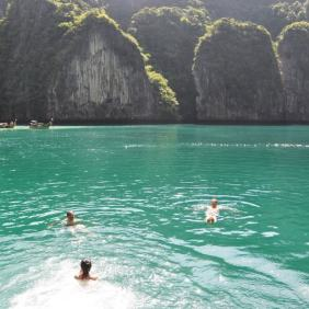 Phuket, Thailand (May 2012): Jared and I went on an amazing trip with our friends Tiff, Mark, Barry and Tina.