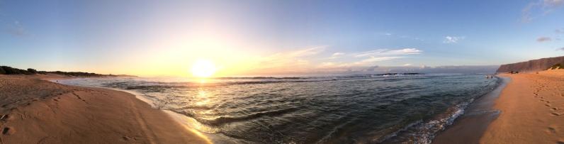 Oct 18: Queens Pond, Kauai, Hawaii