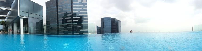 Dec. 31, 2013: The Westin, Singapore