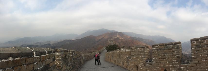Jan 25: Great Wall, Badaling