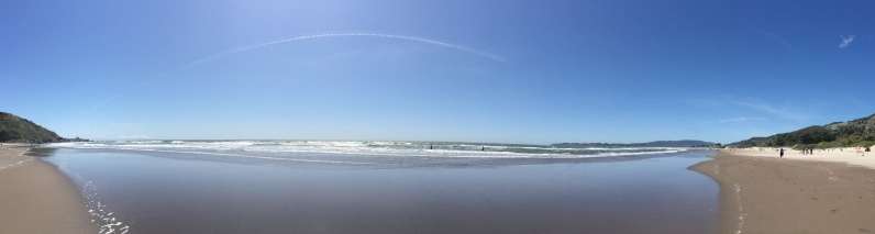 Apr 5: Stinson Beach, California