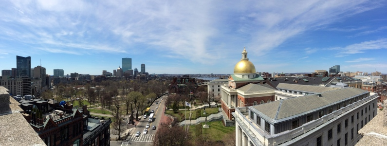 Apr 21: Boston, Massachusetts