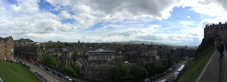 May 11: Edinburgh, Scotland