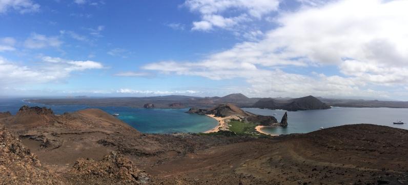 Jun 3: Bartolomé Island, Galapagos