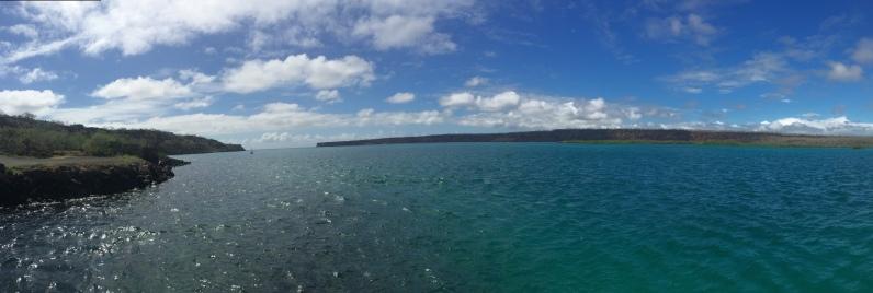 Jun 8: Baltra, Galapagos
