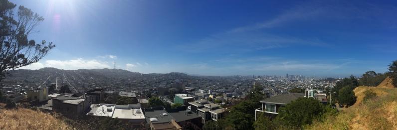 Jun 16: Bernal Heights, San Francisco