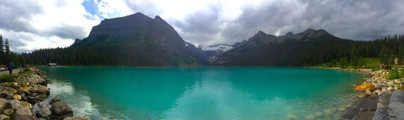 Aug 29: Lake Louise, Alberta