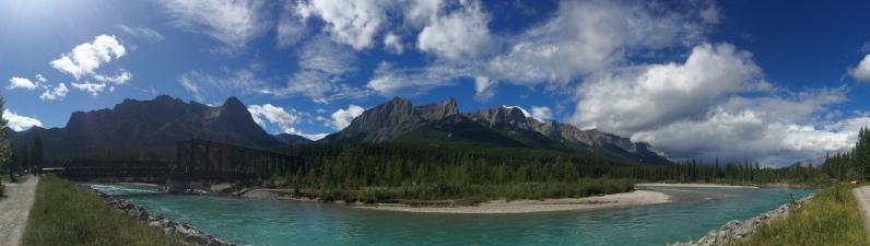 Aug 30: Banff National Park, Alberta