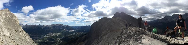 Sep 1: Ha Ling Peak, Albert