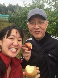 Oct 4: Apple Picking in Ipswich, MA