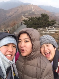 Jan 25: Great Wall, China