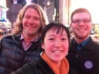 Mar 24: Times Square, NYC