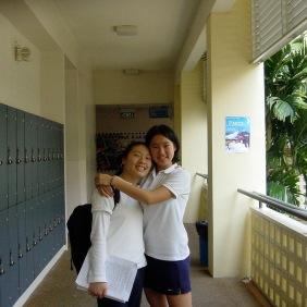 High school, 2003