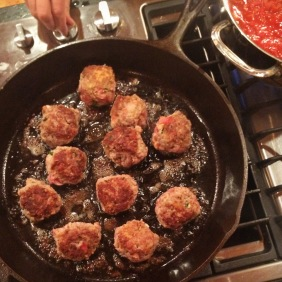 Cook's Illustrated meatballs