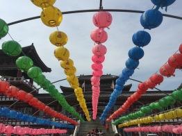 Celebrations for Buddha's Birthday!