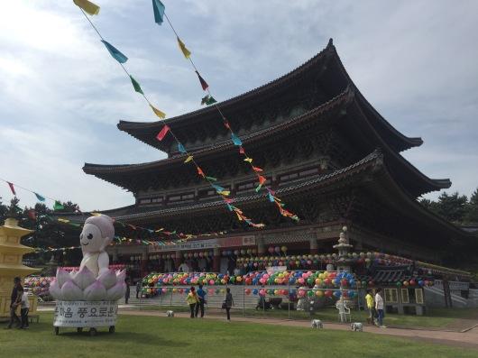 Yakcheonsa Temple