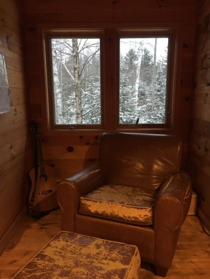 Poplar Reading Nook