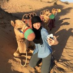 Camel-fie