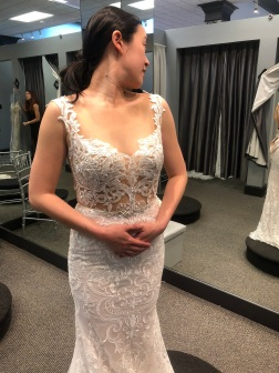 Almost the dress, but they didn't have my size, at Vows